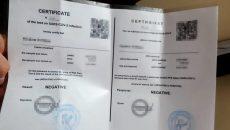 В Киеве лаборатория продавала поддельные справки