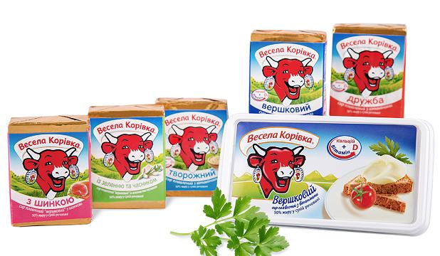 Французская компания покупает крупнейшего украинского производителя сыров