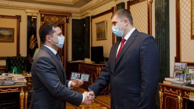 Назначен новый глава Херсонской ОГА