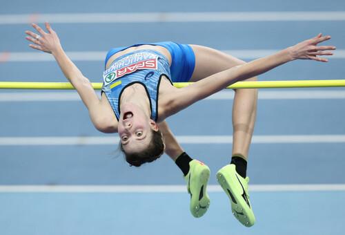 Украинка Ярослава Магучих выиграла чемпионат Европы 2021