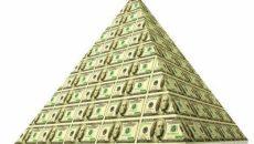Киберполиция разоблачила финансовую пирамиду
