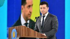 Зеленский присоединится к работе Всеукраинского форума «Украина 30. Культура, медиа, туризм»