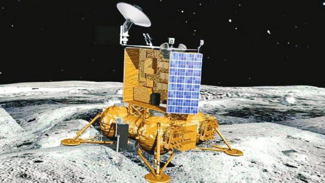 Китай и Россия работают над созданием лунной станции