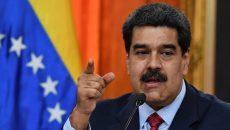 Мадуро предлагает нефть в качестве платы за поставку вакцин от Covid-19