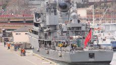 В Одессу зашли корабли НАТО
