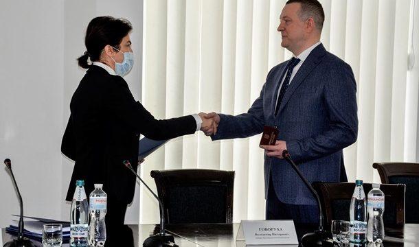 В Николаевской облпрокуратуре новый глава