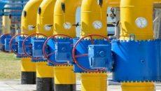 Украина использовала рекордное количество газа за восемь лет