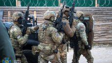 СБУ разоблачила и прекратила деятельность частной военной компании