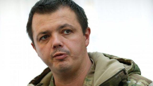 Суд не освободил Семенченко из-под стражи
