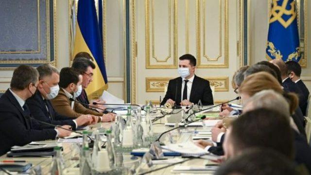 Президент ввел в действие решение СНБО о Стратегии экономической безопасности Украины