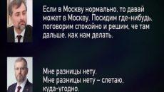 «Слетаю куда угодно»: Вилкул отчитывался перед Кремлем о выборах 2014 года - Цензор