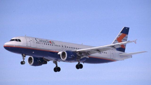 Канада рекомендовала своим самолетам не летать над Украиной