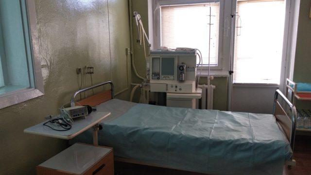 Заполненность COVID-кроватей в медучреждениях Киева превышает 70%