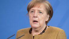 Меркель заявила, что Германия поддерживает «Северный поток-2»