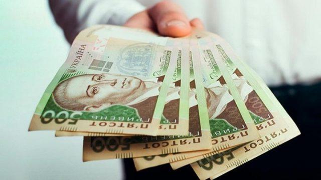 Предприниматели начали получать карантинные 8 тыс. гривен