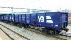 Укрзализныця ускорила общий оборот грузовых вагонов на 17,5%
