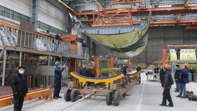График сборки первого Ан-178-100Р для армии выполняется, – министр Таран