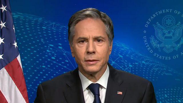 Блинкен призвал оказывать давление на Россию