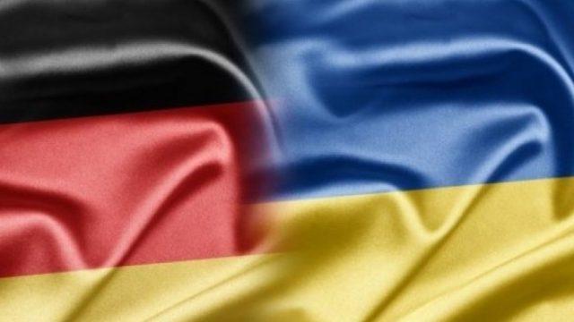 Украина подписала с Германией договор о финансовом сотрудничестве