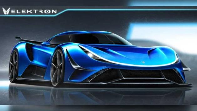 Стартап Elektron Motors из Германии готовит суперкар