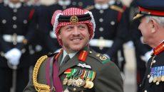 Зеленский выражает поддержку королю Иордании