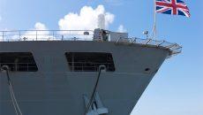 Британия направит в Черное море два боевых корабля