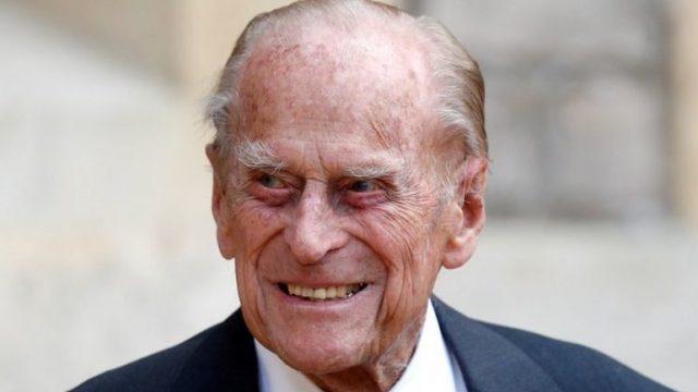 Скончался супруг королевы Великобритании