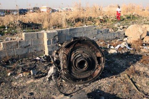 Катастрофа МАУ в Иране: обвинения выдвинуты 10 чиновникам