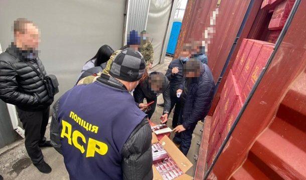 В Одесском порту разоблачили масштабную схему контрабанды