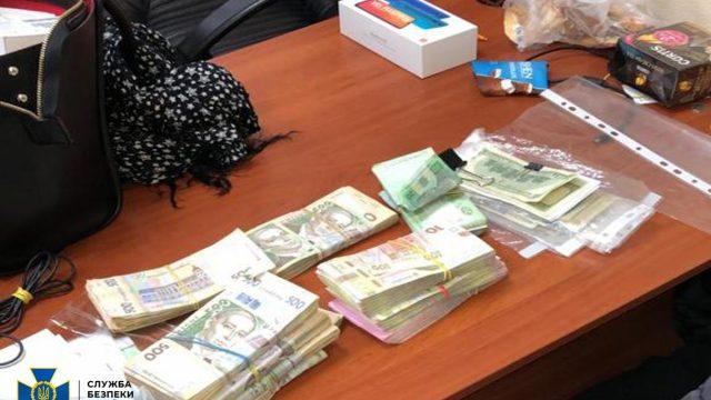 В Киеве нелегально обменивали криптовалюту