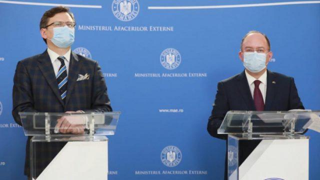 Украина и Румыния готовы стать стратегическими партнерами, - Кулеба
