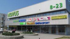 Супермаркеты Novus прекратили работу в Крыму