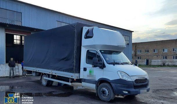 СБУ пресекла вывоз военного оборудования из Украины