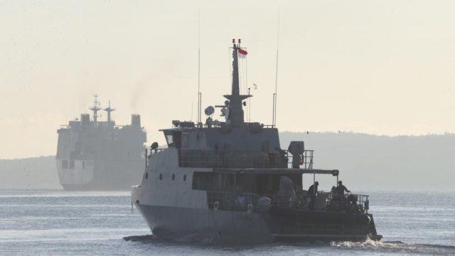 Спасателям удалось найти обломки пропавшей индонезийской подлодки