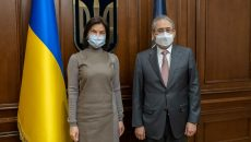 Украина и Узбекистан обсудили углубление сотрудничества между странами