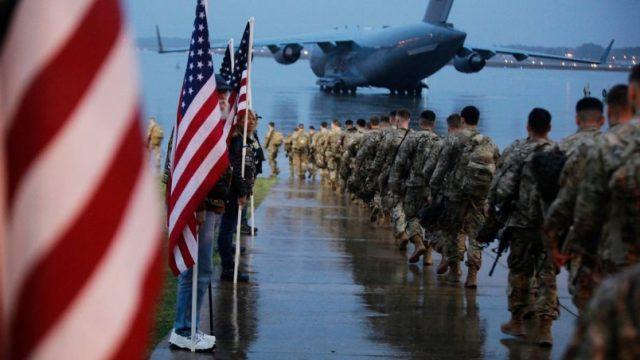 США согласны на вывод своих военных из Ирака