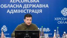 Зеленский поручил подготовить заседание СНБО