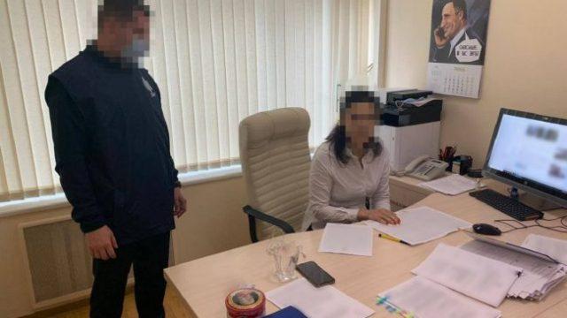 Прокуратура снова провела обыски в КГГА