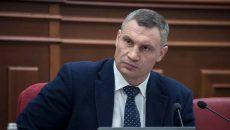 Кличко обвинил Банковую в давлении