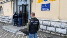 ГФС проводит обыски в помещениях «Киевпастранс»