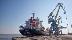 Морпорты с начала года сократили перевалку грузов - АМПУ