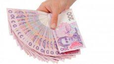 На каждого украинца приходится 70 банкнот – НБУ
