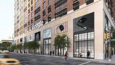 Google открывает свой первый физический магазин