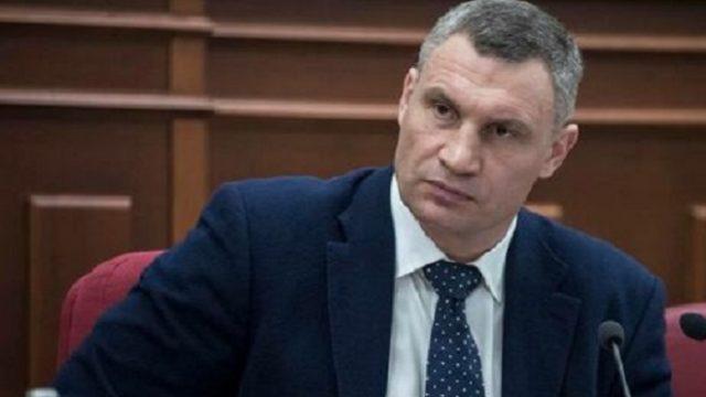 В дом, где проживает Кличко, заявились правоохранители
