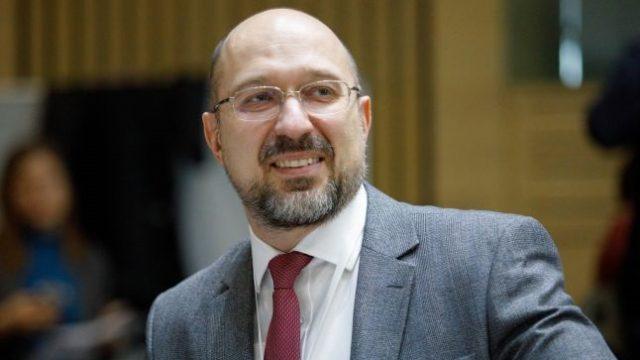 Шмыгаль внес в Раду представления на назначение трех министров