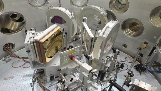 В Южной Корее ученые запустили самый мощный в мире лазер