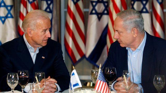 Байден и Нетаньяху поговорили по телефону