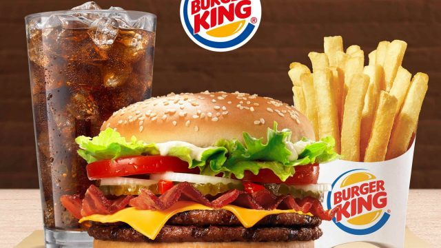 Burger King выйдет на украинский рынок