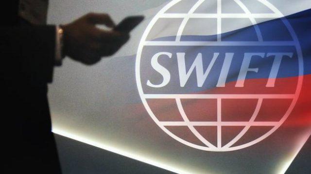 РФ готовится к возможному отключению от SWIFT