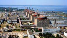 Энергоблок №5 Запорожской АЭС отключен от энергосистемы